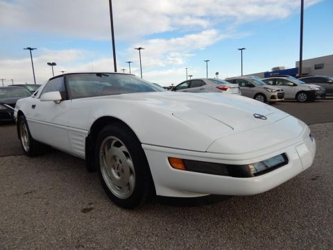 Pre-Owned 1993 Chevrolet Corvette Base