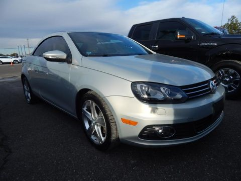 Pre-Owned 2012 Volkswagen Eos Executive Edition
