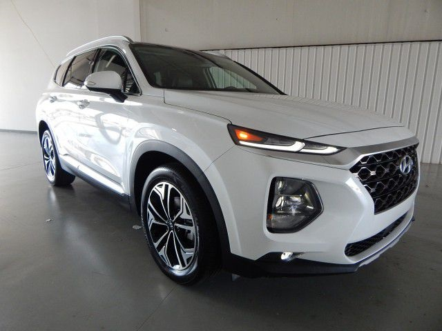 Certified Pre-Owned 2019 Hyundai Santa Fe Ultimate 2.0