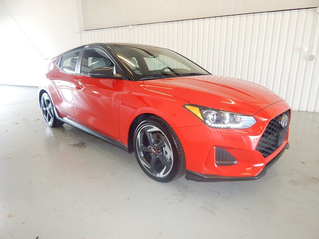 Certified Pre-Owned 2019 Hyundai Veloster Turbo Ultimate