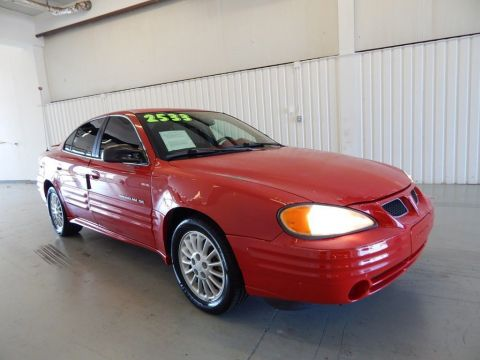 Pre-Owned 1999 Pontiac Grand Am SE1
