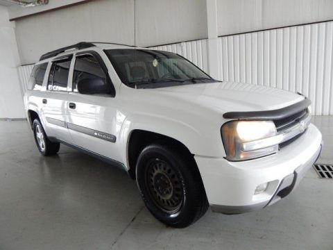 Pre-Owned 2003 Chevrolet TrailBlazer EXT LS