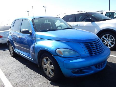 Pre-Owned 2003 Chrysler PT Cruiser Touring