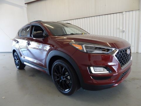 New 2019 Hyundai Tucson Night 4D Sport Utility in Norman #HN11509