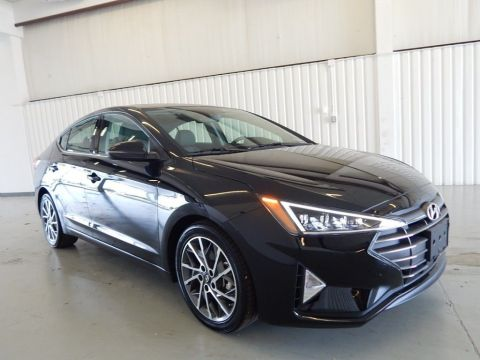 Certified Pre-Owned 2019 Hyundai Elantra Limited