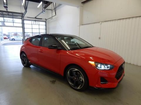 New 2020 Hyundai Veloster Turbo Ultimate