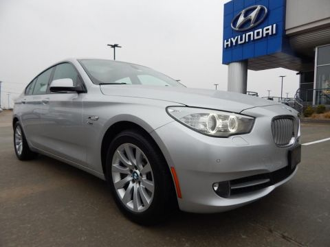 Pre-Owned 2010 BMW 5 Series 550i xDrive Gran Turismo